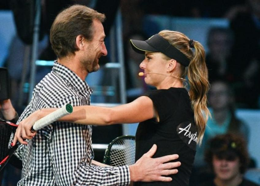 Daniela Hantuchova Explains the Reason She Picked Up A Tennis Racket