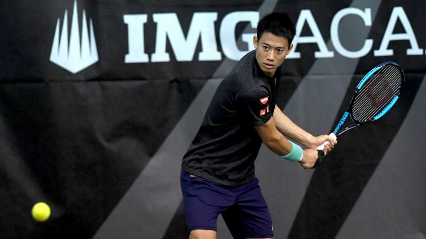 IMG coach reveals what impressed him when he first saw Kei Nishikori