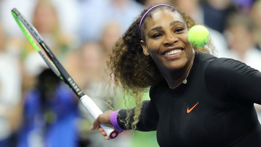 "Serena Williams: ""I don't play just to have fun"""