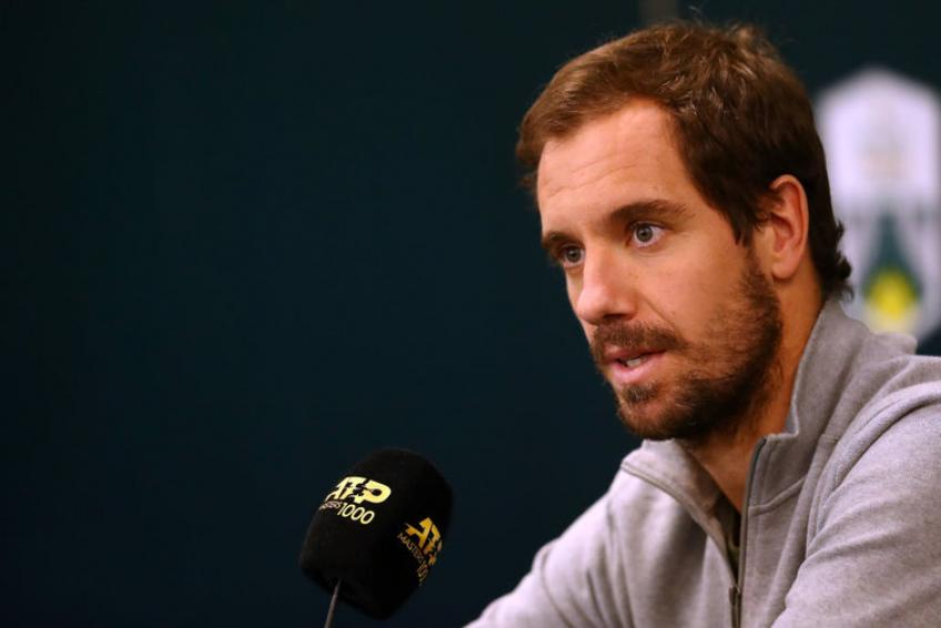 Richard Gasquet: I'm quite pessimistic that season will resume on July 13