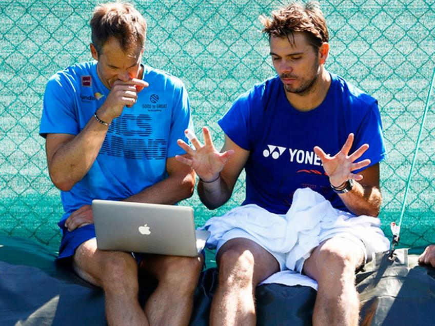 Magnus Norman reveals he and Stan Wawrinka got emotional before 2016 US Open final