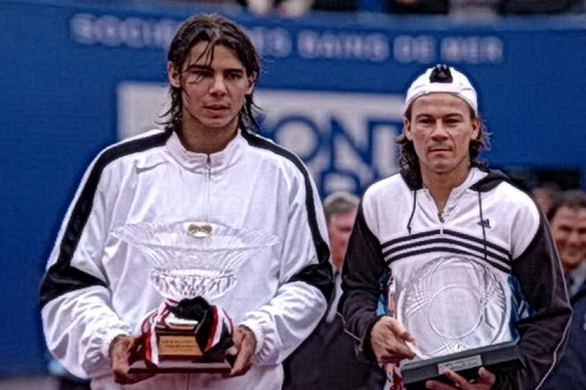 ThrowbackTimes Monte Carlo: Rafael Nadal wins first Masters 1000 crown over Coria