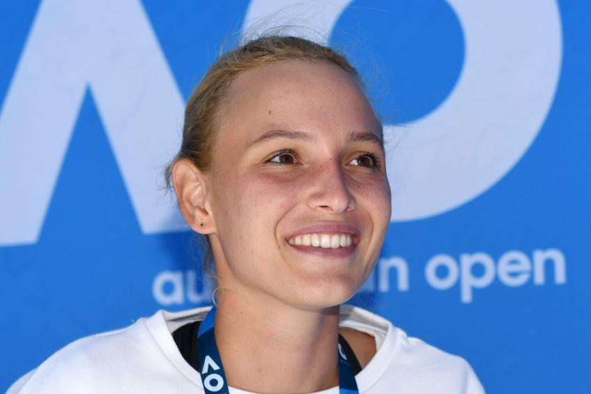 Donna Vekic: All We have to do is Adapt
