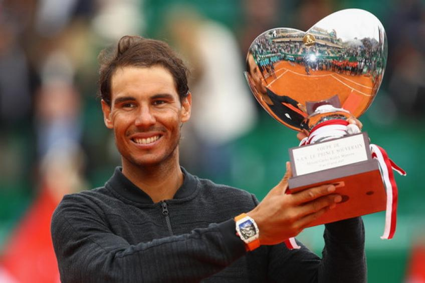 ThrowbackTimes Monte Carlo: Rafael Nadal wins tenth title to write history books