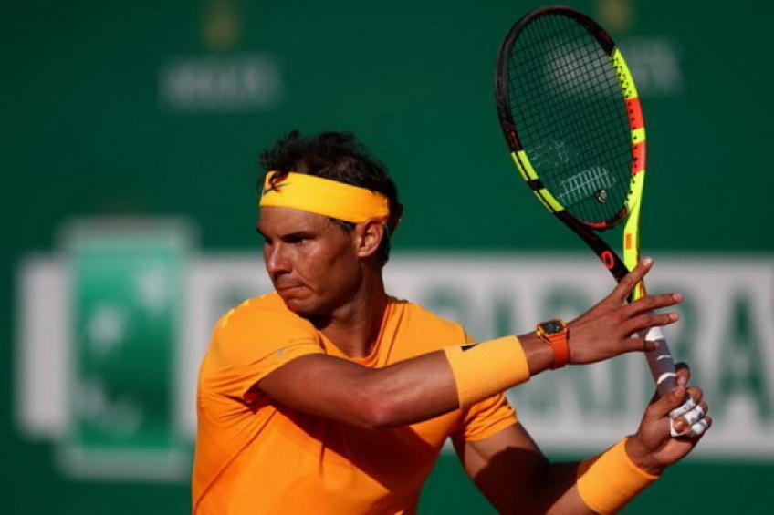 ThrowbackTimes Monte Carlo: Rafael Nadal fires 32 winners to beat Karen Khachanov