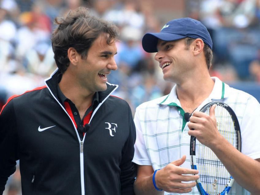 "Roddick: ""Playing against Roger Federer was frustrating"""