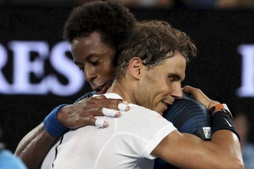 Gael Monfils: I have known Rafael Nadal since he was very young