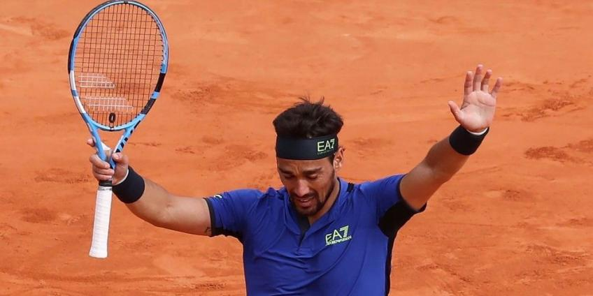 Fabio Fognini: Staging Rome Masters outside Foro Italico just wouldn't be it