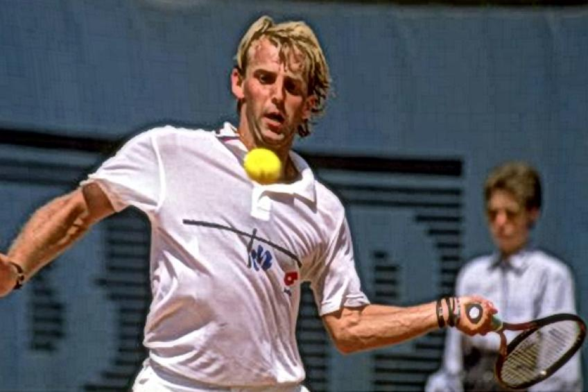 ThrowbackTimes Monte Carlo: Thomas Muster easies past Henri Leconte to reach final