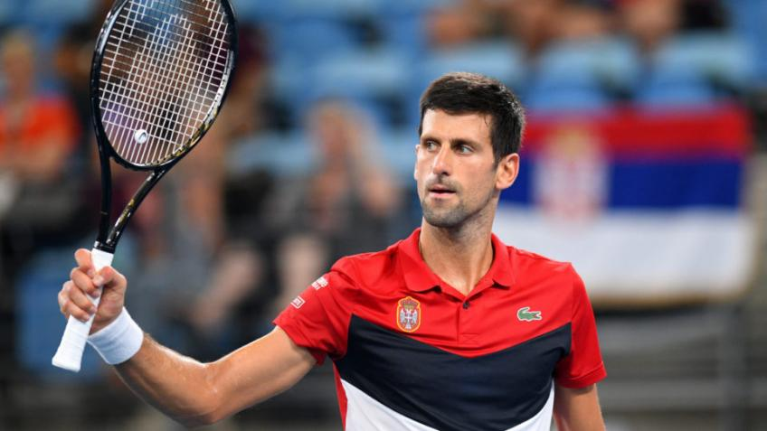 Novak Djokovic: I can't complain, there's people in much worse situation