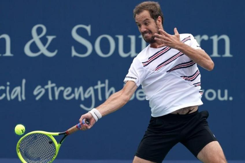 Richard Gasquet: The great unity of the tennis world makes me laugh a little