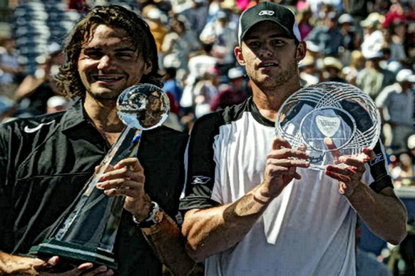 In Rafael Nadal's words: 'Roger Federer is a complete player while Andy Roddick..'
