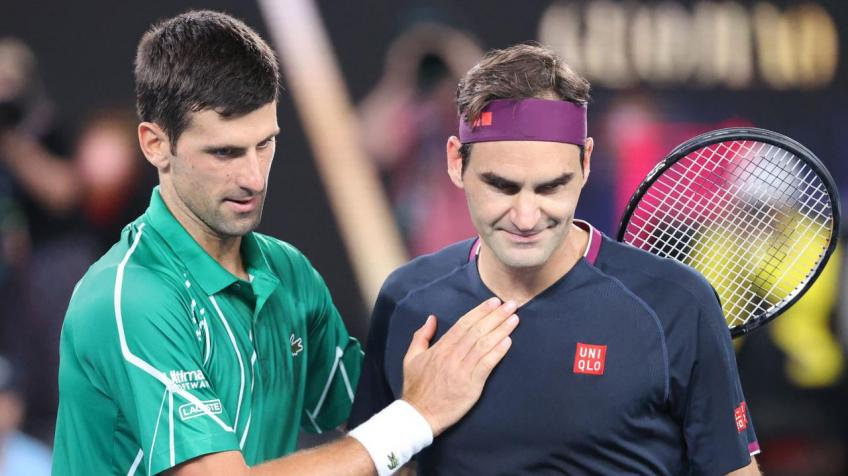 Novak Djokovic: Roger Federer is arguably the greatest of all times