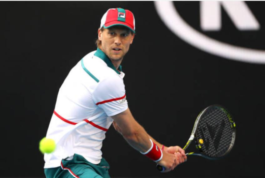 Andreas Seppi explains why he has to adjust his trainings during suspension