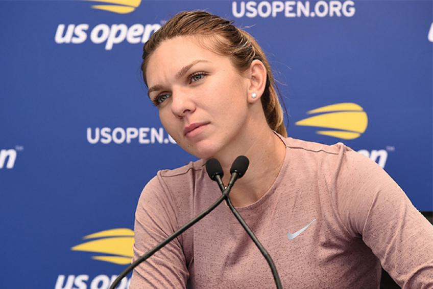 Simona Halep can't see US Open being played without fans