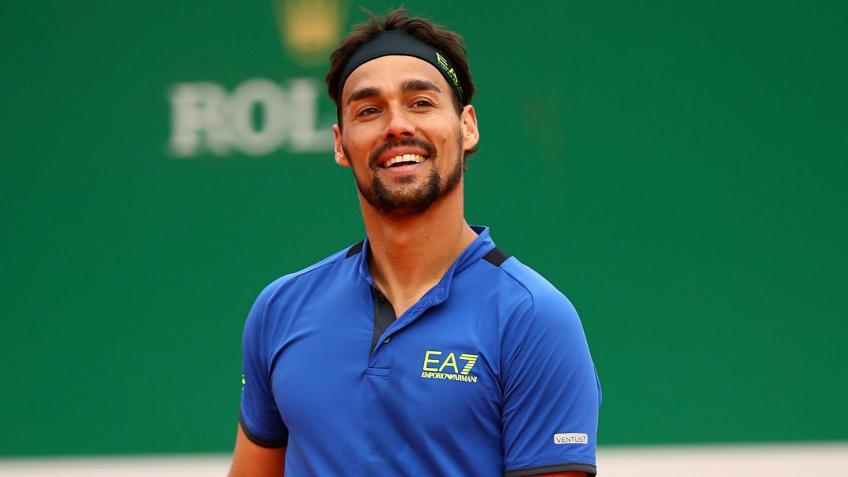 Fabio Fognini: I want to go out on my terms