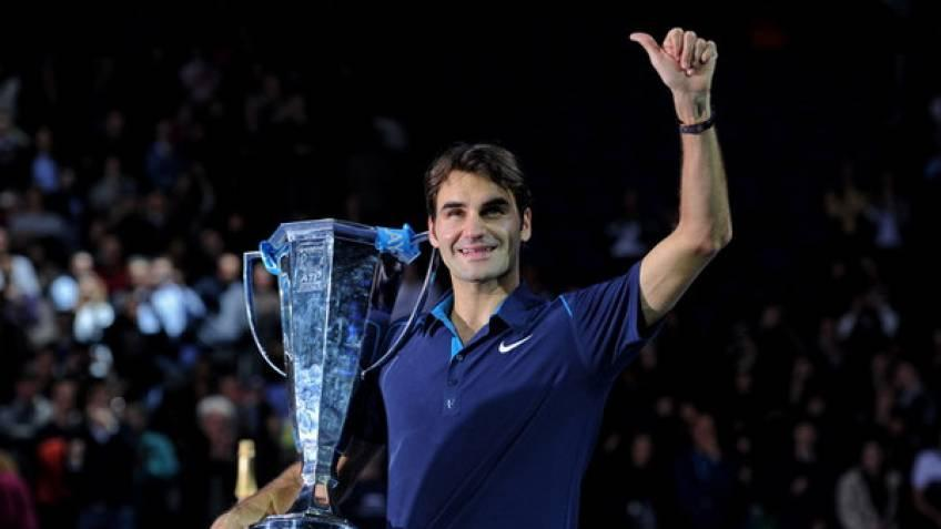 Roger Federer's best memory - 2011 edition: ATP Finals' records in a gray season