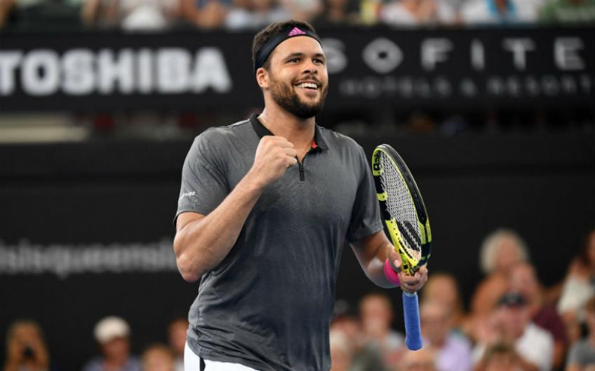 Jo Wilfried Tsonga talks about French summer tour project