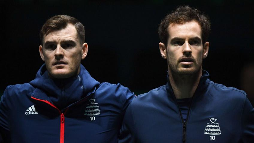 Andy Murray and Jamie Murray Set to Appear in British Event in July