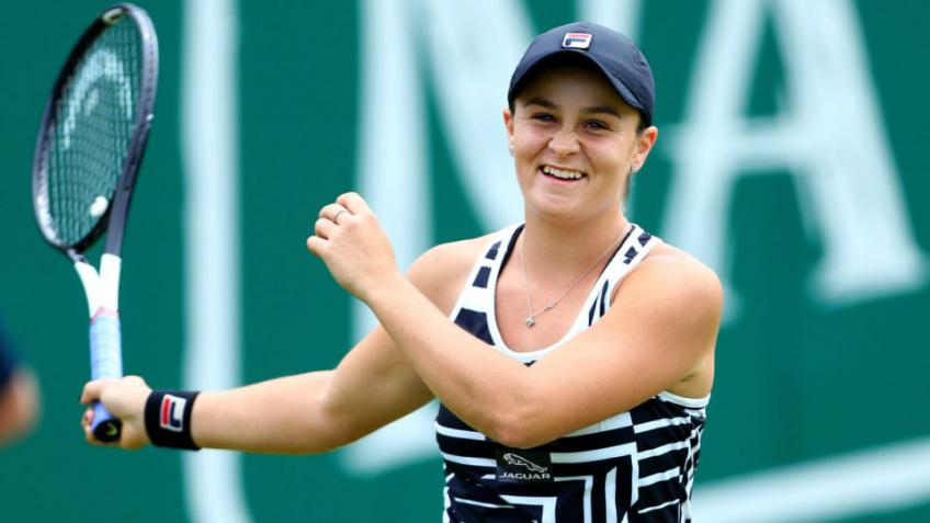 Ash Barty: There's always something that we could be grateful for