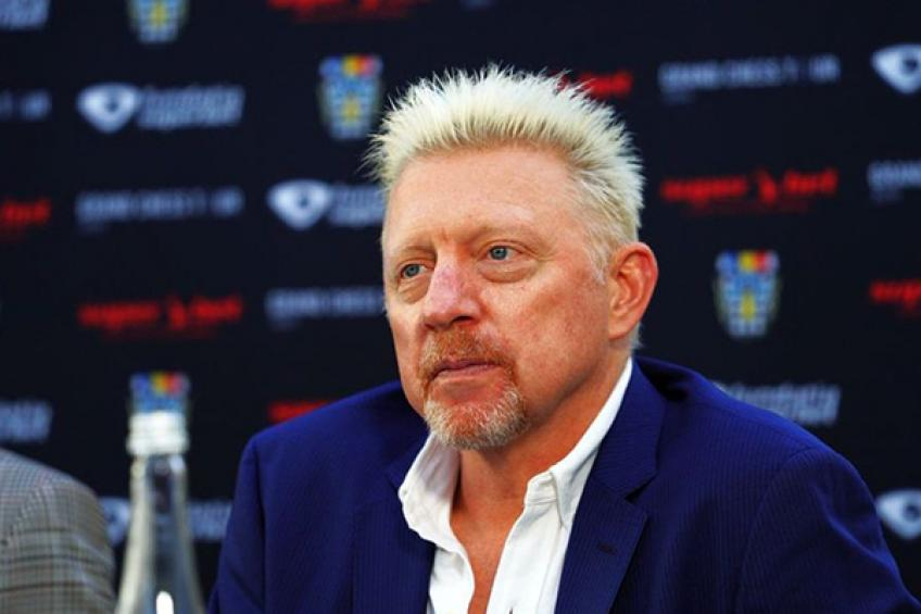 """Boris Becker is anxious about the pandemic: """"I don't know what to believe anymore"""""""