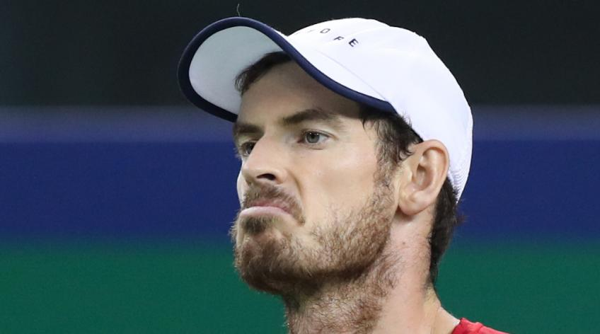 Andy Murray Wonders If He Was Infected with a Mild Case of the Virus