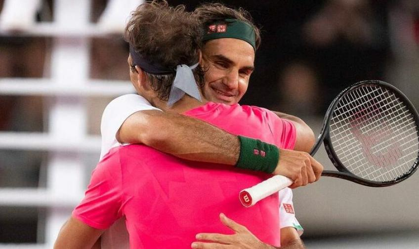 Godsick: 'One of the reasons why Roger Federer still continues to compete is...'