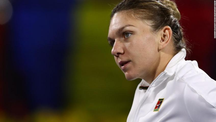 Halep: 'It's strange not to know when we will be able to play tournaments again'