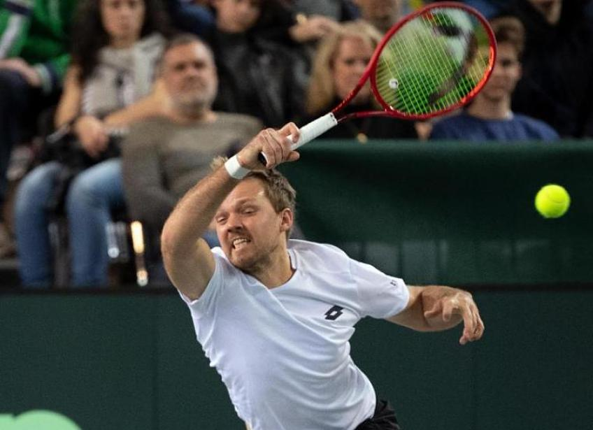 French Open Doubles Champ Kevin Krawietz Takes Up Job at Discount Store