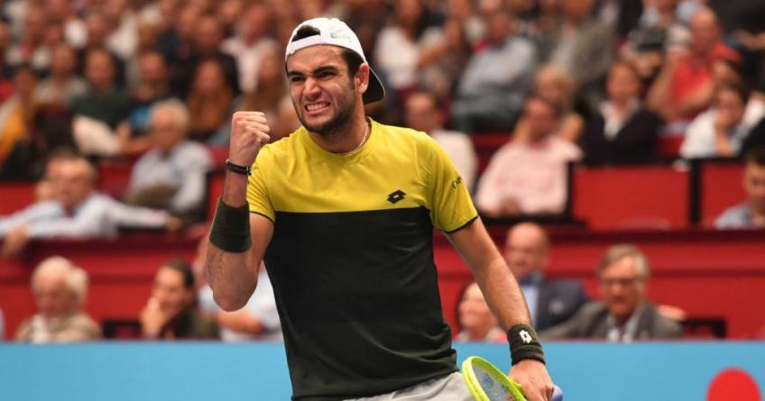 Matteo Berrettini: The Olympic Games are my goal for the next year