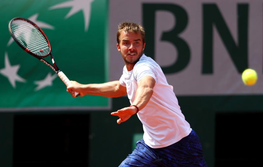 Here is Why Andrej Martin Wears Mismatched Socks During His Tennis Matches