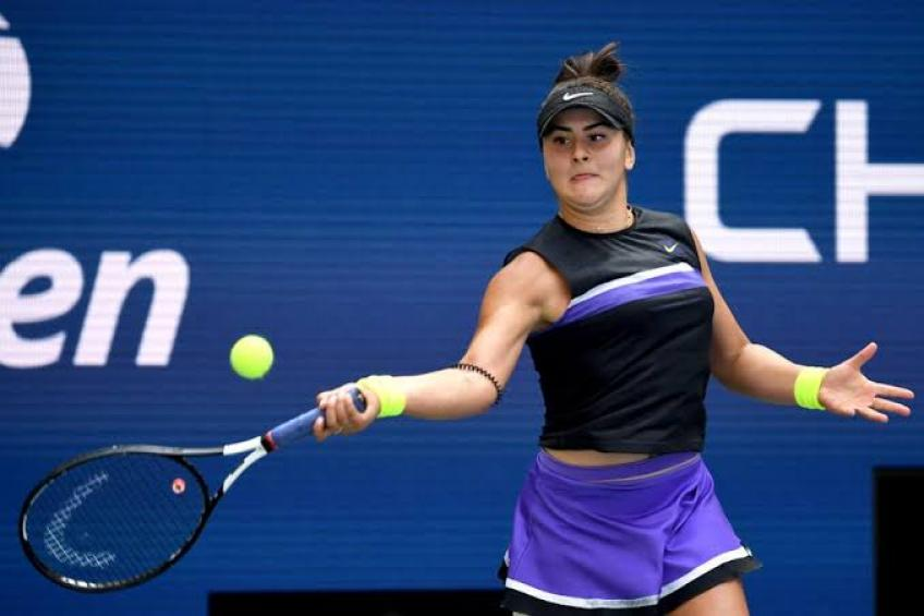 Bianca Andreescu Thrilled to Hear Andy Roddick's Praise for Her