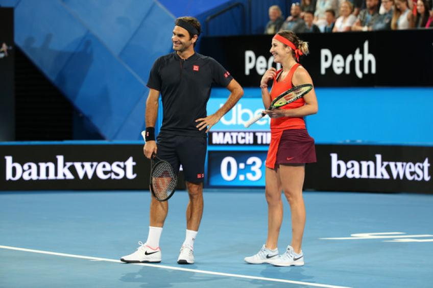 Greg Rusedski backs Roger Federer's idea about ATP and WTA joining forces