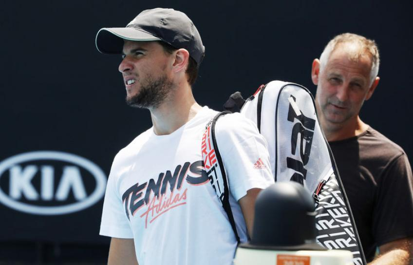 Dominic Thiem Speaks About the Split from Thomas Muster & Gunter Bresnik
