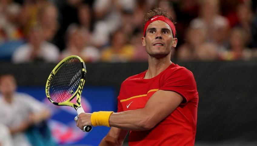 Rafael Nadal: I'm not in that mindset where I want to compete
