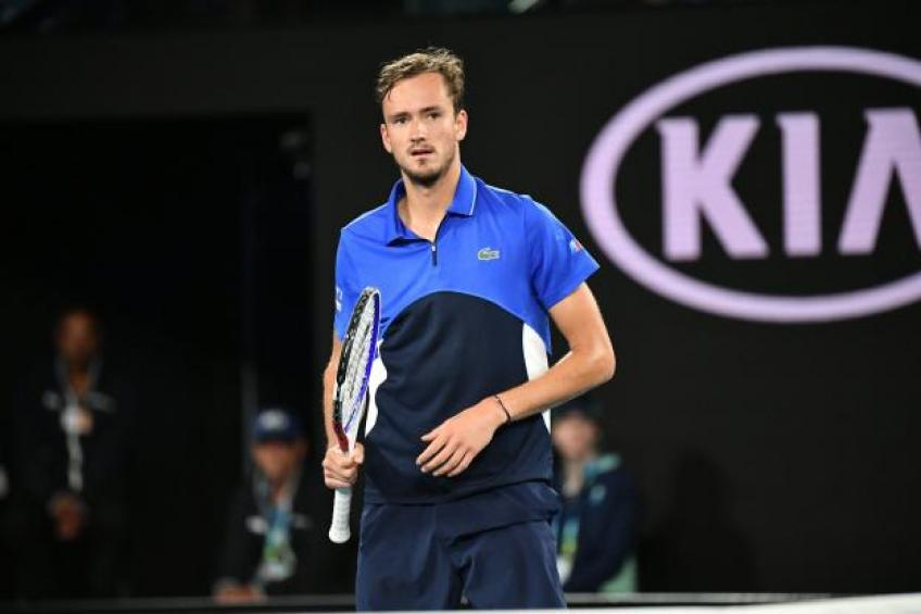 Daniil Medvedev: Big Three are tough to play but I struggle against Frenchmen