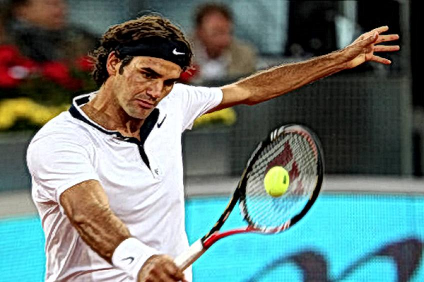 ThrowbackTimes Madrid: Roger Federer downs Ferrer to set another Rafael Nadal clash