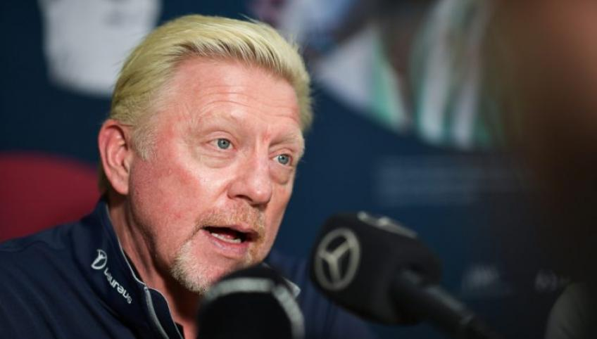 Boris Becker: 'I don't think it would be wise to host the US Open in New York'