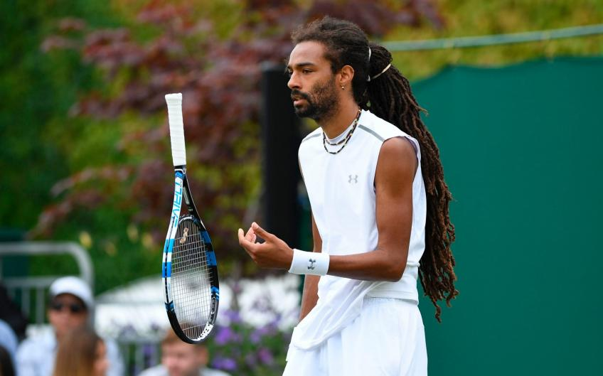 Dustin Brown: Best and most talented don't always make it through in tennis