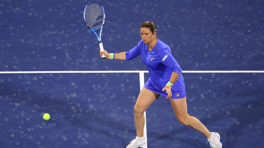 Kim Clijsters back in Belgium and Plans to Resume Training Next Week