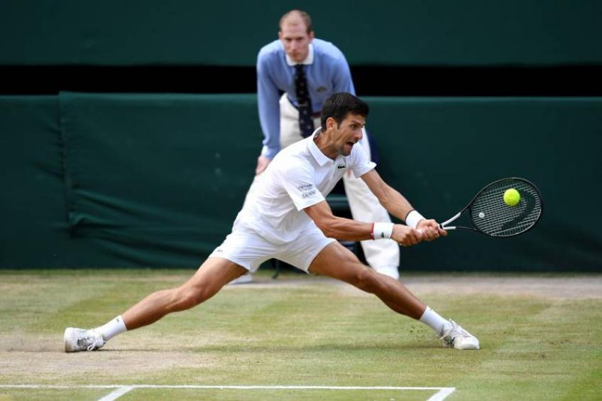 Novak Djokovic On How He Learnt to Overcome Self Doubt on the Court