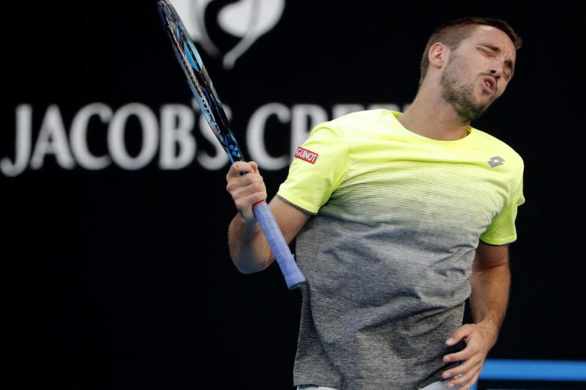 Jan de Witt: Asking for blood test postponement costed Viktor Troicki suspension