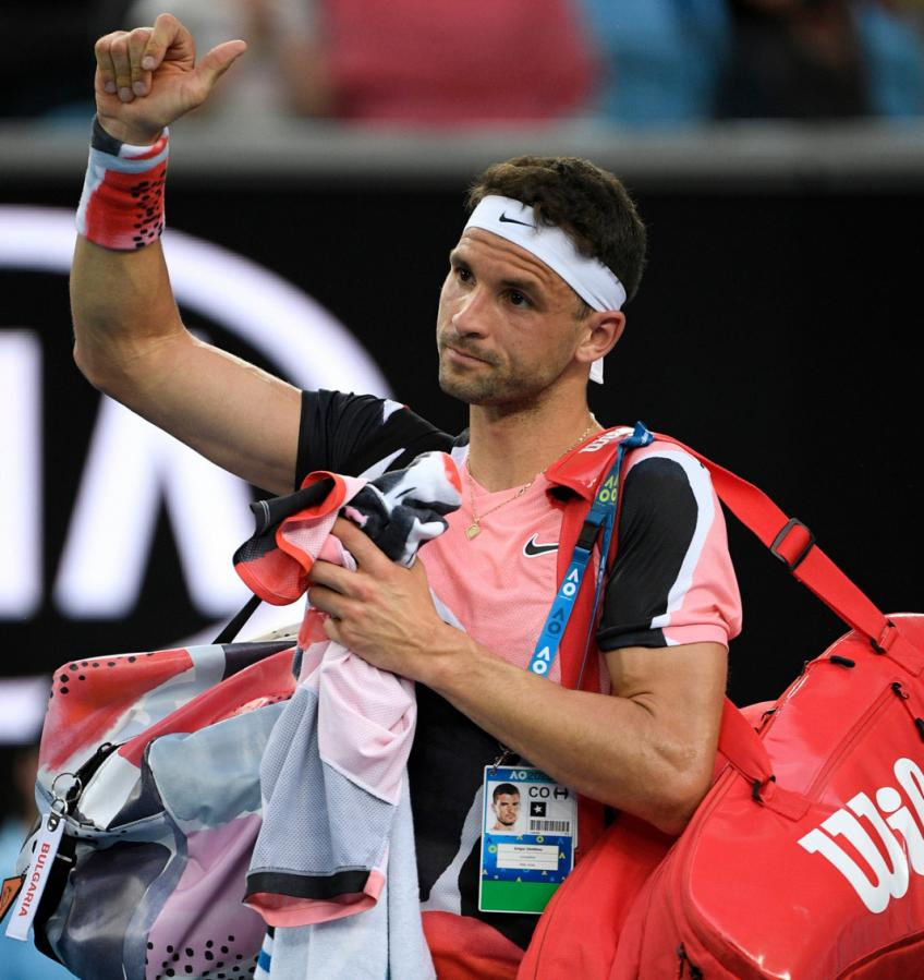 Grigor Dimitrov opens on how hard it is for him without tennis