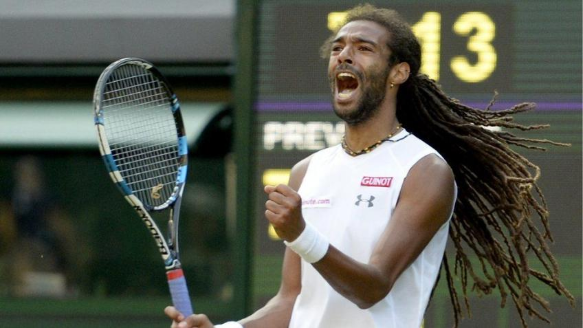 Dustin Brown: Honestly it's surreal to be back playing matches