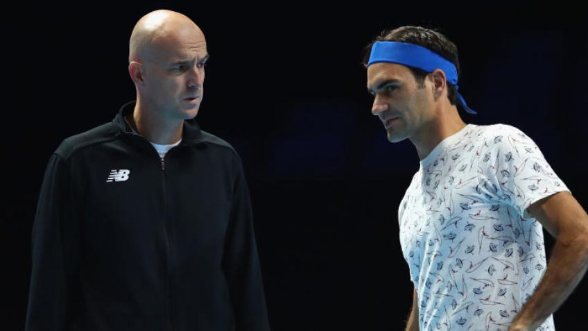Ivan Ljubicic: Roger Federer thinks he will play for up to 100 years