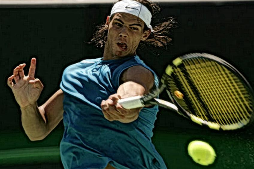In Rafael Nadal's words: 'I made a great start and played on a high level'