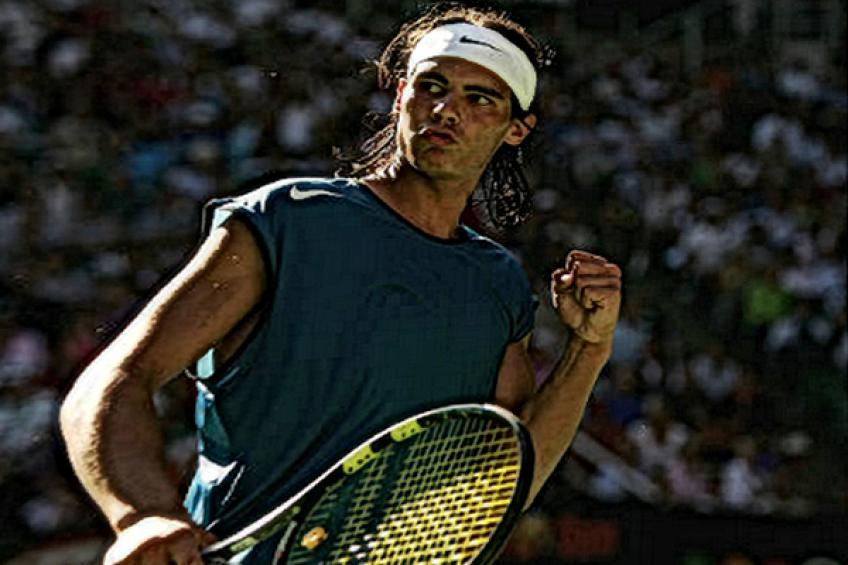 Rafael Nadal, 18, sets big goals - 'I want to crack top-15 and play Roland Garros'