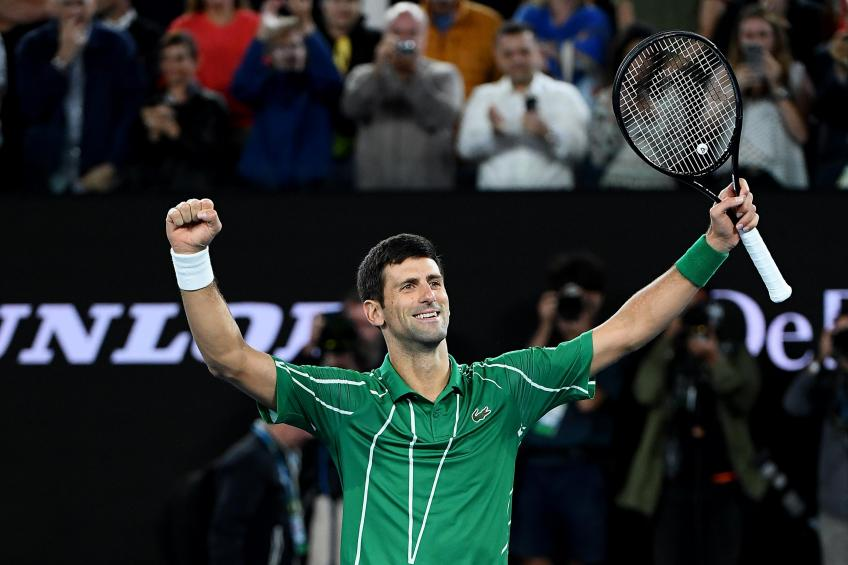 Novak Djokovic's mother reveals thousands of sponsors refused her son