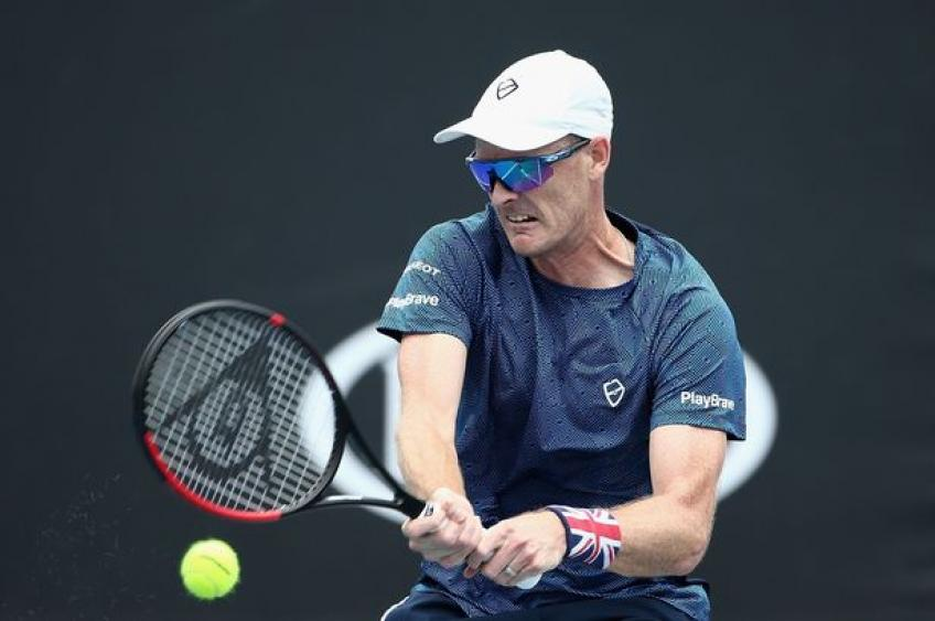Jamie Murray: Playing professional tennis with fans in packed stadiums is far away
