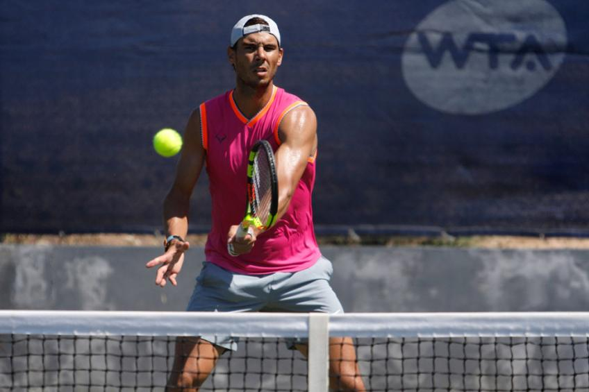 Rafael Nadal: 'I'm not sure if I can go to the academy'